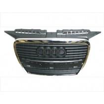 Predná maska chladiča pre Audi A3 rok výroby 2003 - 2008, predná strana