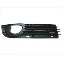 Mriežka do nárazníka Audi A8 D3 predná pravá verzia s hmlovkami