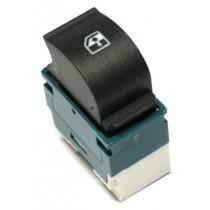 Ovládanie vypínač sťahovania okien Fiat Doblo, zeleno biely, 735417033