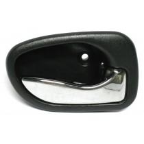 Kľučka dverí vnútorná pravá Hyundai Accent, chrom