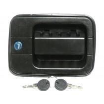 Kľučka dverí vonkajšia predná ľavá Iveco Eurotech