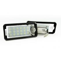 LED Osvetlenie ŠPZ Audi A4 B7