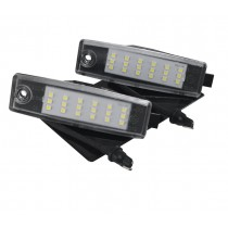 LED Osvetlenie ŠPZ Lexus 98-03