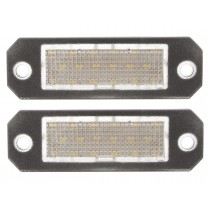 LED Osvetlenie ŠPZ VW Transporter T6 15-17