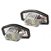 LED Osvetlenie ŠPZ Honda Jazz 02-14