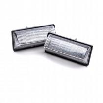 LED Osvetlenie ŠPZ Nissan Sentra