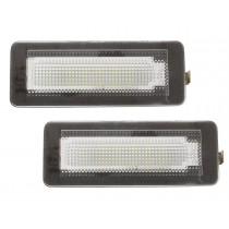 LED Osvetlenie ŠPZ Smart Fortwo W450