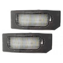 LED Osvetlenie ŠPZ Mitsubishi ASX