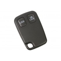 Obal kľúča, holokľúč pre Volvo V50, dvojtlačítkový
