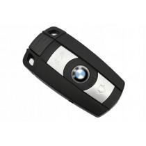 Obal kľúča, holokľúč pre BMW rad X1 E84, trojtlačítkový