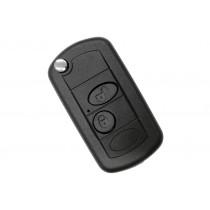 Obal kľúča, holokľúč pre Land Rover Discovery, dvojtlačítkový