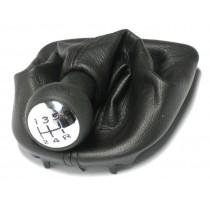 Radiaca páka s manžetou Citroen Xsara, 5 stupňová, chrom