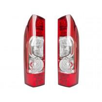 Zadné svetlo ľavé + pravé Fiat Ducato