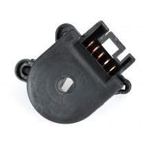 Prepínač rýchlosti ventilátora kúrenia Peugeot Boxer 647534