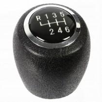 Hlavica radiacej páky Chevrolet Orlando, 6 stupňová, chrom