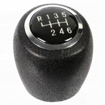 Hlavica radiacej páky Chevrolet Lacetti, 6 stupňová, chrom