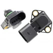 Snímač, senzor plniaceho tlaku VW New Beetle 038906051