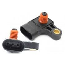 Snímač, senzor plniaceho tlaku Chevrolet Lacetti 25184081