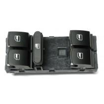 Ovládanie vypínač sťahovania okien VW Caddy, chrom, 5ND959857