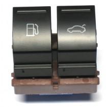 Ovládanie vypínač otvoru nádrže a kufrových dverí VW Passat CC