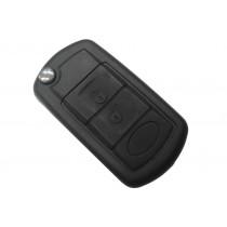 Obal kľúča, holokľúč pre Land Rover Defender, 3 tlačítkový