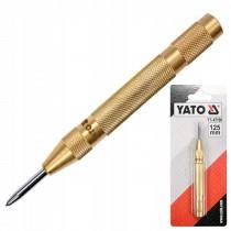 Nastaviteľný priebojnik YATO, 125mm