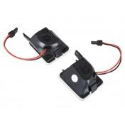 LED svetlo, podsvietenie spätného zrkadla, ľavé a pravé, Ford Focus Mk3 a