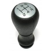 Hlavica radiacej páky Pegueot 307, 5 stupňova, chrom